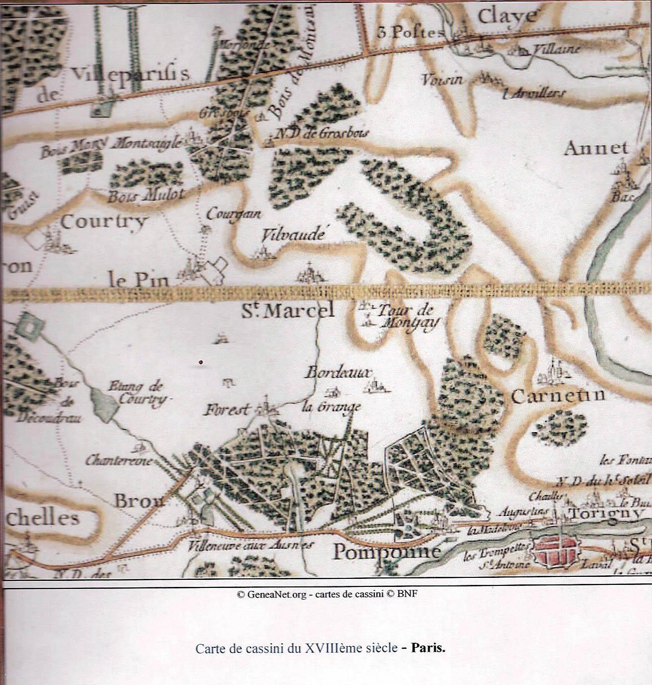 Histoire de Villevaudé
